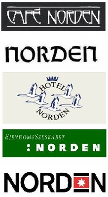 Norden varumärken