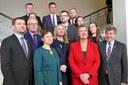 ILO och de nordiska arbetsministrarna i främsta ledet i kampen för det nya arbetslivet