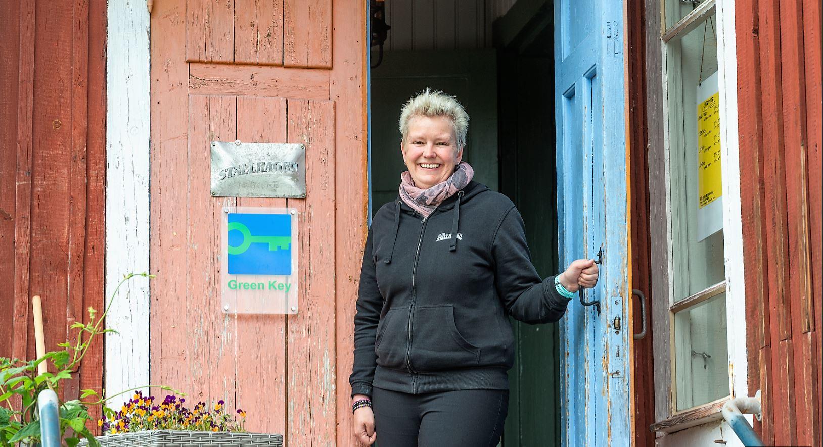 Hållbar turism på Åland - utan Coca-Cola och norsk lax