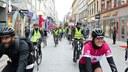 Foodoras cyklister i Oslo strejkar
