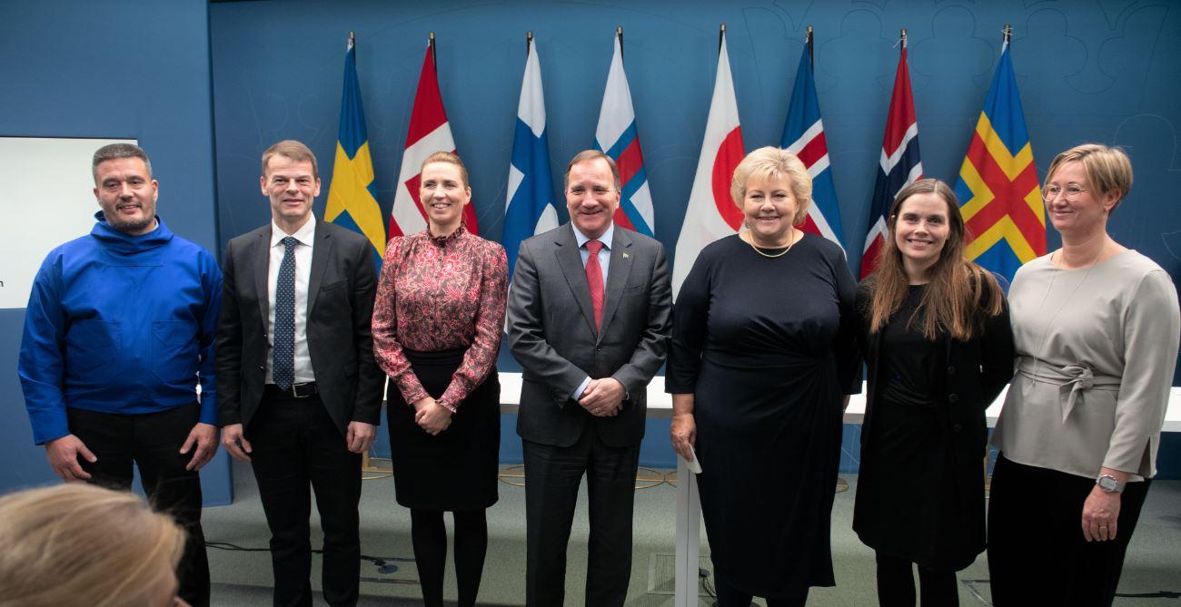 Nordens regeringar: Alla måste vara med på klimatomställningen