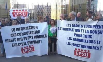 Dödsstöten för den sociala dialogen  som konstitutionell mekanism inom EU?